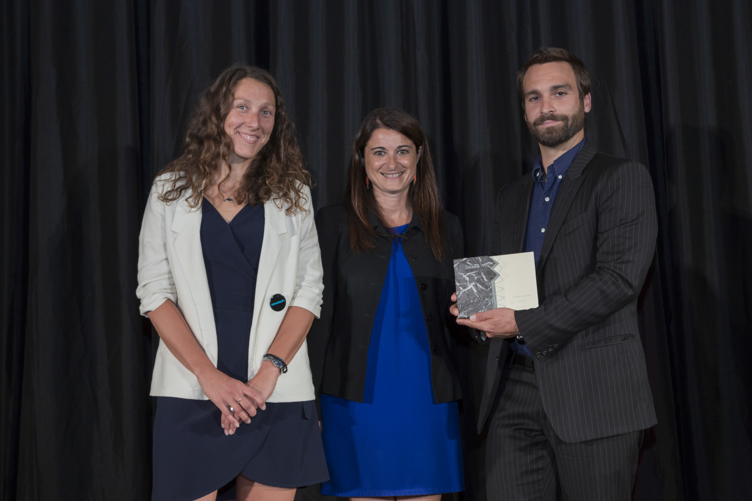 "Soladis and evimeria receive the Innovation Award of ""Les Trophées de la CCIFS 2021"""